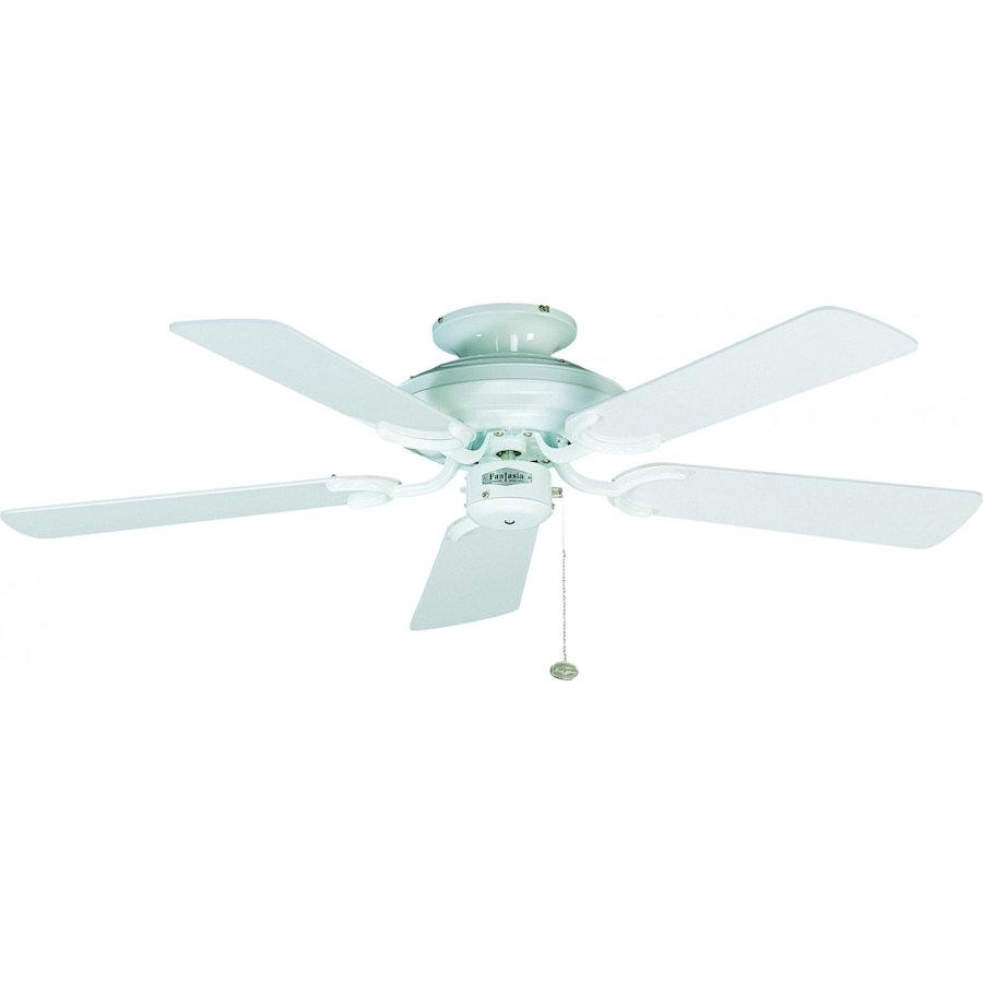 Fantasia Mayfair Ceiling Fan 42 Inch White 110644