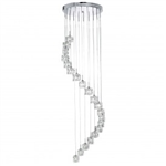 Searchlight 6720-20 Ice Cube 20 Light Dingle Dangle Pendant