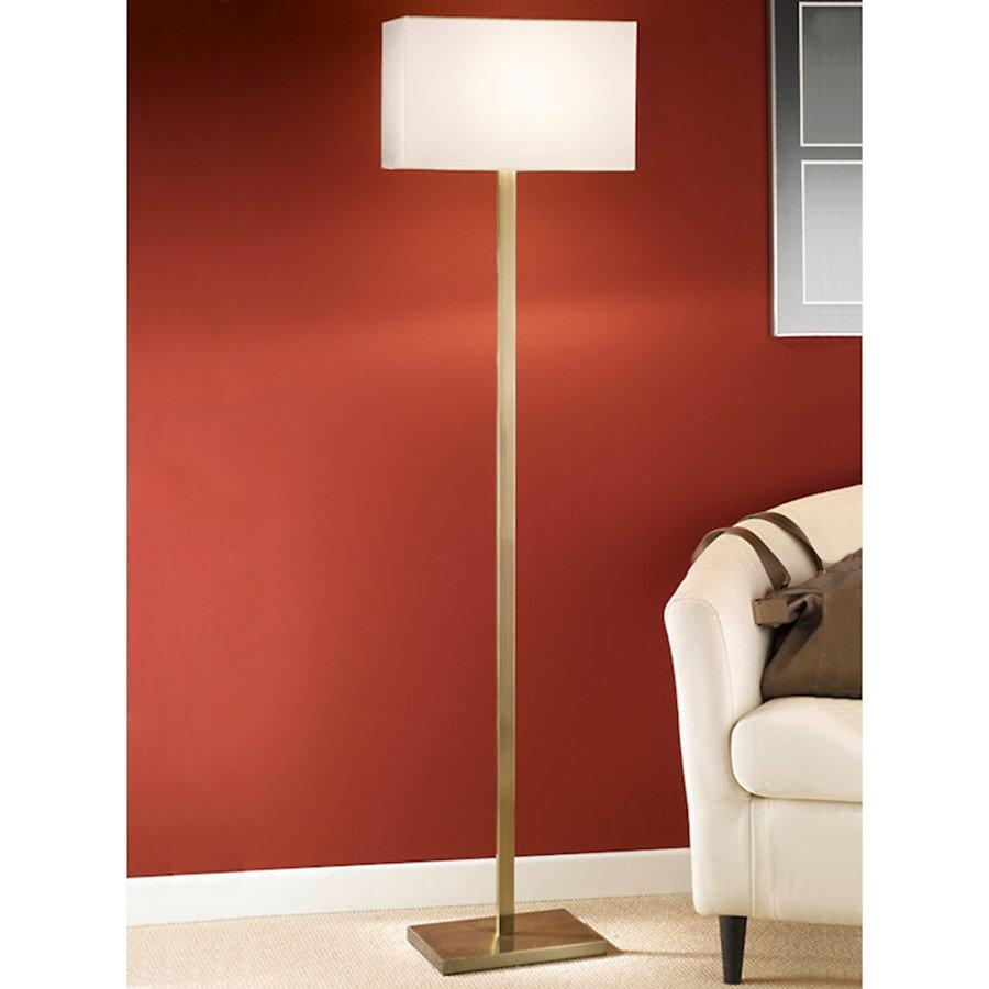 Franklite sl156 9881 light bronze finish floor lamp with for Photographer s tripod floor lamp bronze finish