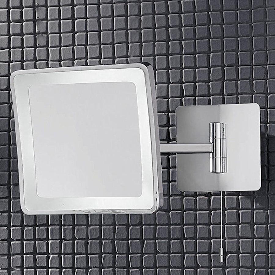 Franklite Wb951el Illuminated Adjustable Bathroom Mirror