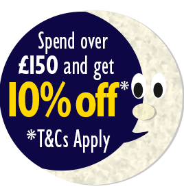 Spend over £150 in a single transaction and get 10% off* Enter code WARMGLOW at the checkout