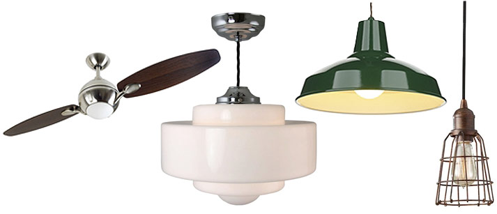 Retro & Vintage Fans, Lighting, Bulbs and Accessories available at Hull Lighting