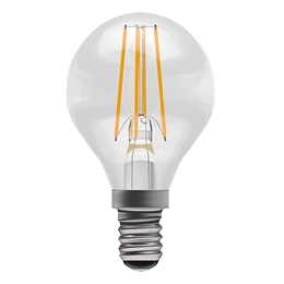 Bell 05317 LED Golf Ball 4 Watt Warm White SES Bulb