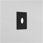 Astro 1175004 Tango LED Recessed Wall light in Textured Black finish