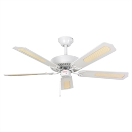 Fantasia Ceiling Fans 110033 52inch Classic White..