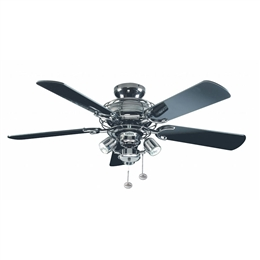 "Fantasia 111849 42"" Pewter Gemini Ceiling Fan"
