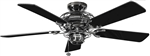 "Fantasia 111931 42"" Pewter Gemini Ceiling Fan"
