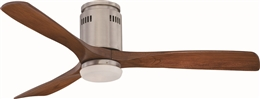 "Fantasia 114970 Zeta 52"" Low Energy Ceiling Fan with LED Light"