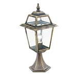 Searchlight 1524 New Orleans Pedestal Post Lamp