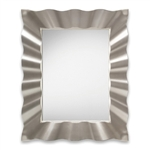 Wave Champagne Mirror ##=MD2618-261