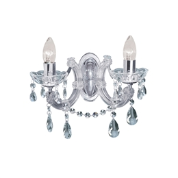 Searchlight 399-2 Marie Therese 2 light Wall Light