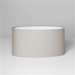 Astro Lighting 4169 Oval Putty Fabric Shade