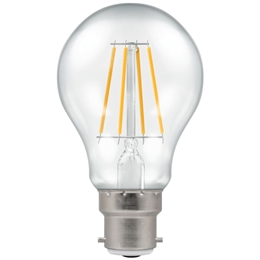 Crompton 4207 7.5 Watt Led Filament BC Lamp