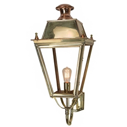 Limehouse Lamp Co 425A Large Balmoral Exterior Wall Lantern