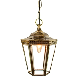 Limehouse Lamp Co 482 Windsor Chain Lantern.