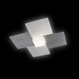 Grossmann 51-770-072 Creo Single Led Ceiling or Wall Light