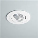 Astro 5641 Taro Single White Recessed Downlight .
