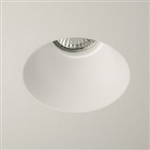 Astro 5657 Blanco round recessed interior downlight .