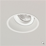 Astro 1249003 Minima Adjustable White Downlight
