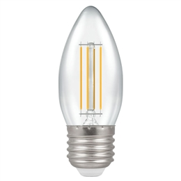 Crompton 7154 Led Decorative Filament Candle 5 Watt ES Dimmable