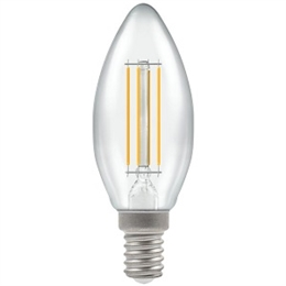 Crompton 4443 Led Decorative Filament Candle 4 Watt SES.