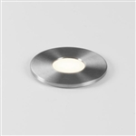Astro 1201003 Terra 28 Round Stainless Steel LED Ground Light