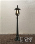 Konstsmide 7215-600 Firenze green lamp post.