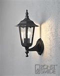 Konstsmide 7232-750 Firenze Matt black Outdoor Wall Lantern