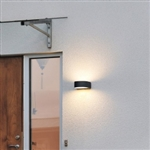 Konstsmide Lighting 7510-750 Teramo Exterior Wall Light.