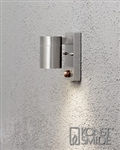 Konstsmide 7541-000 Modena 7541 Stainless Steel with motion sensor.