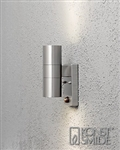 Konstsmide 7542-000 Modena 7542 PIR Light in Stainless Steel.