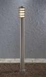 Konstsmide 7562-000 Trento 1 Light Outdoor Post Light .