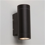 Astro 1372006 Dartmouth twin exterior wall light
