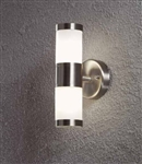 Konstsmide 7592-000 Modena 2 Light Outdoor Wall Bracket.