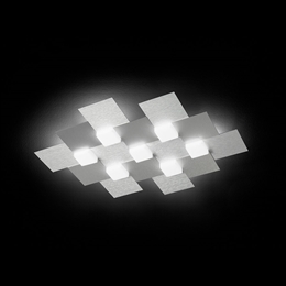 Grossmann 77-770-072 Creo 7 light Led Ceiling Light