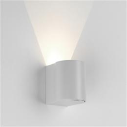 Astro 7943 Dunbar 1 Light Exterior Wall In White Finish