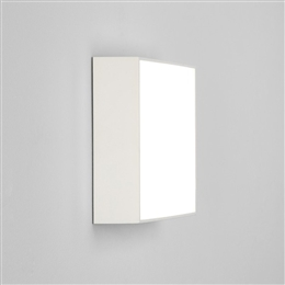 Astro 1391007 Kea 240 LED Bathroom Fitting in Textured White finish