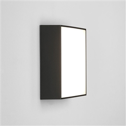 Astro 8026 Kea 240 LED Bathroom Fitting in Textured Black finish