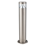 Searchlight 8508-450 Satin Silver LED Bollard light