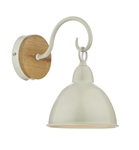 Dar BLY0743 Blyton Wall Light