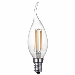 Dar BUL/E14/LED/14 4w LED Warm White Candle Lamp