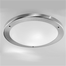 Franklite CF1221 2 Light Flush Bathroom Ceiling Fitting