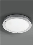 Franklite CF5682 2 Light Flush Bathroom Ceiling Fitting