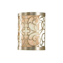 Elstead FE/ARABESQUE1 Arabesque Single Light Wall Light