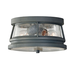 Elstead Lighting Feiss FE/CHELSEAHBR/F Exterior Flush Mount Light