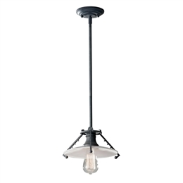 Elstead Feiss FE/URBANRWL/P/C Urban Renewal 1 light Pendant