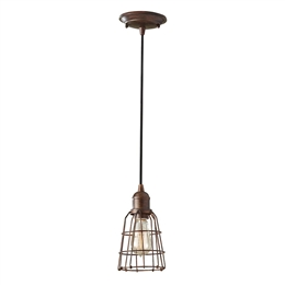 Elstead Feiss FE/URBANRWL/P/D Urban Renewal 1 light Pendant