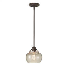 Elstead Feiss FE/URBANRWL/P/H Urban Renewal 1 light Pendant