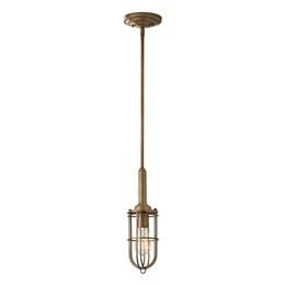 Elstead Feiss FE/URBANRWL/P/J Urban Renewal 1 light Pendant