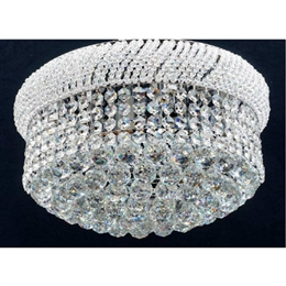 Fantastic Lighting FL320/38/6 6 Placido 6 Light Crystal Chandelier